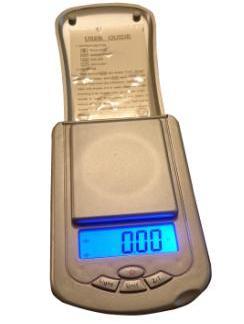 Весы карманные KDM