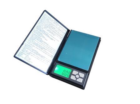 Весы карманные Notebook